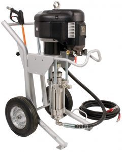 Hydraclean cart