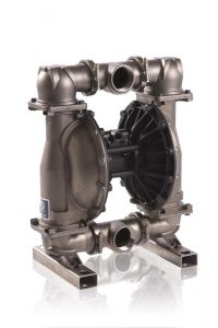 Husky 3300 Stainless Steel Pump with Aluminum Center